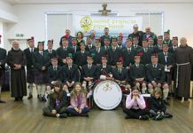 St Francis Pipe Band